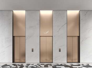 Лифтовые пространства